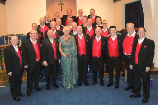 The Chorus with Val Leivers