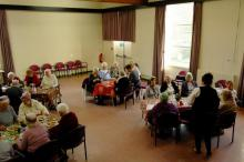 The Meal in the Main Hall