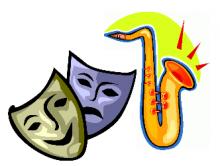 Music & Drama Logo