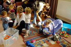 Chill Out Carers & Tots
