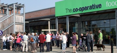 at the Co-op